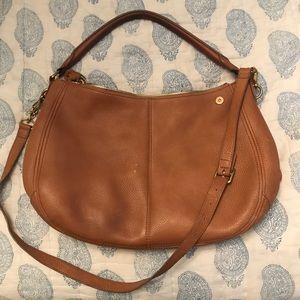J Crew Biennial Hobo bag in brown